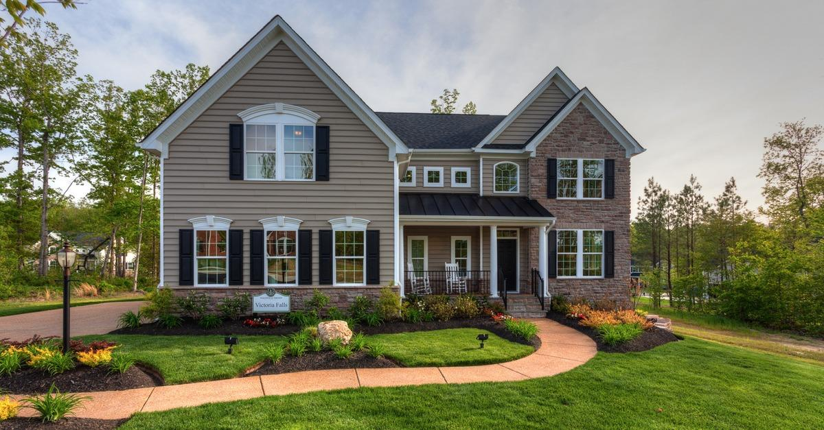 New Luxury Single-Family Homes at Arundel Woods