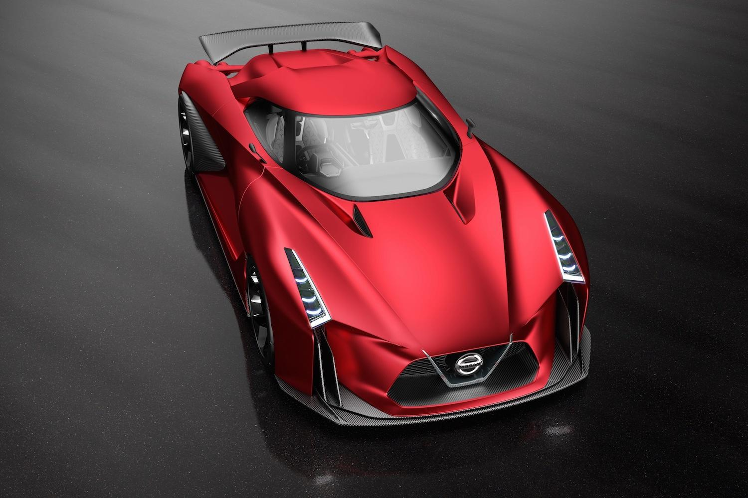Nissan's all-new GT-R sports car may have been delayed into the next decade
