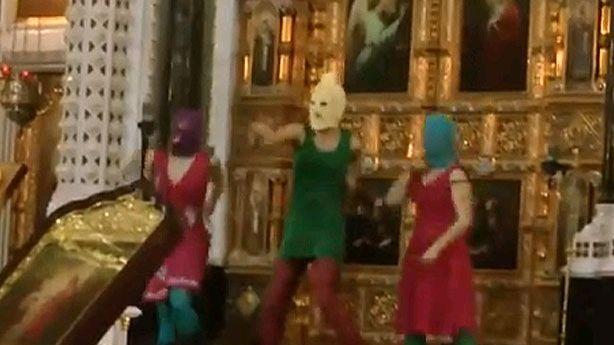 Russian Court Tries to Ban All Online Videos of Pussy Riot