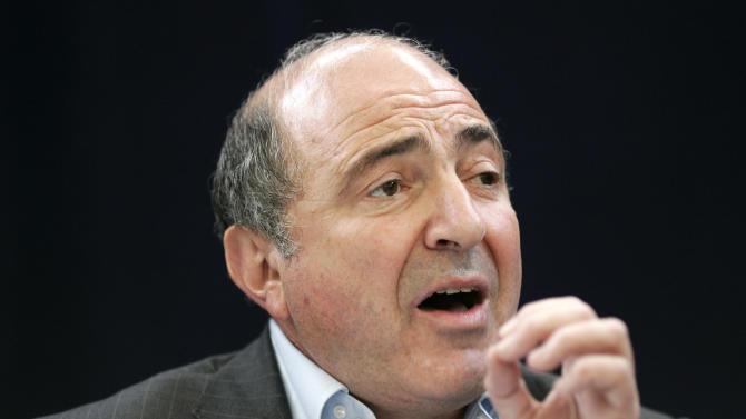 UK police: Russian tycoon Berezovsky found dead
