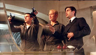 Tom Cruise , Neal McDonough and Colin Farrell in 20th Century Fox's Minority Report