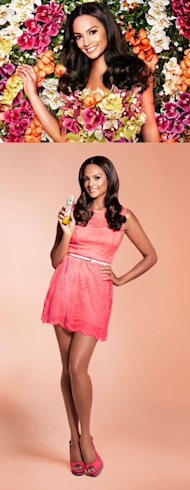 Alesha Dixon strips off for new Impulse scent Sweet Smile