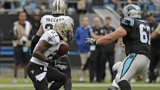 Saints hope injury bug doesn't derail pass defense