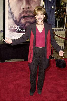 Linda Blair at the Westwood premiere of 20th Century Fox's Cast Away