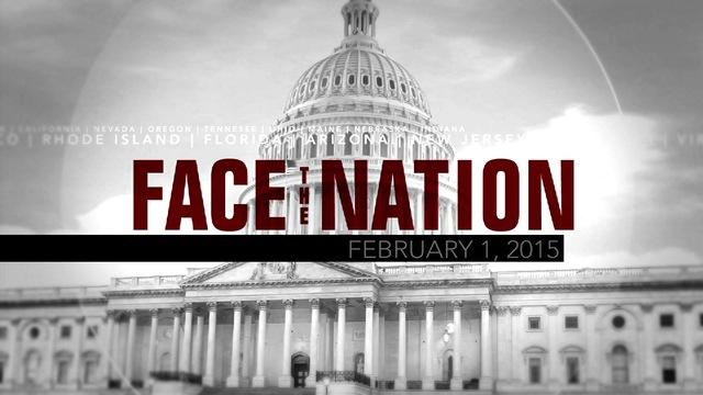 Open: This is Face the Nation, February 1