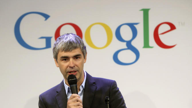 Google CEO discloses 'rare' vocal cord problem