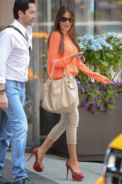 Out and about in NYC this June