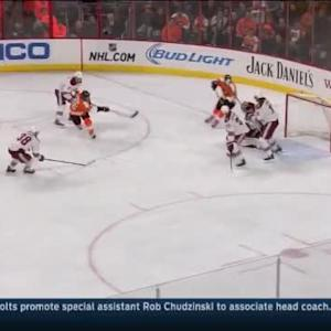 Mike Smith Save on Ryan White (08:44/2nd)