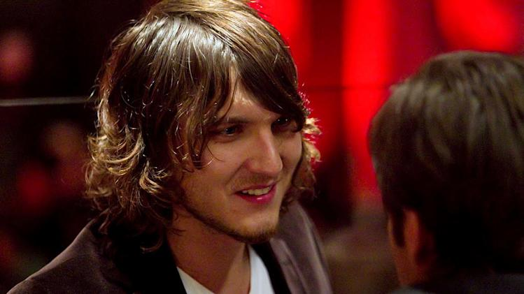 "Scott Michael Foster stars as Tyler in ""Californication."""