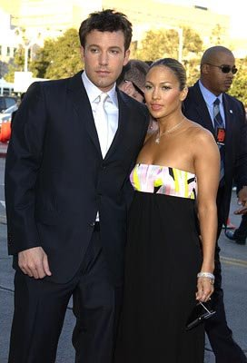 Premiere: Ben Affleck and Jennifer Lopez at the LA premiere of 20th Century Fox's Daredevil - 2/9/2003