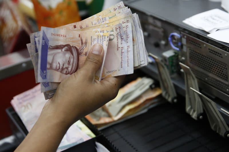 Venezuela's currency woes an increasing threat to U.S. corporate profits