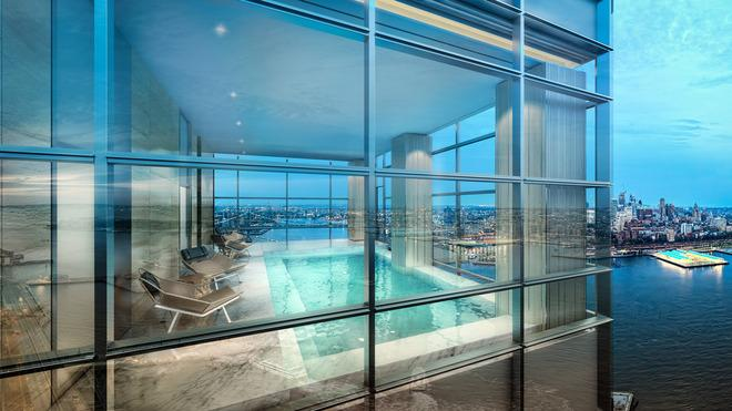 Rendering Reveals: First Look at the South Street Seaport's 60-Story Condo Tower
