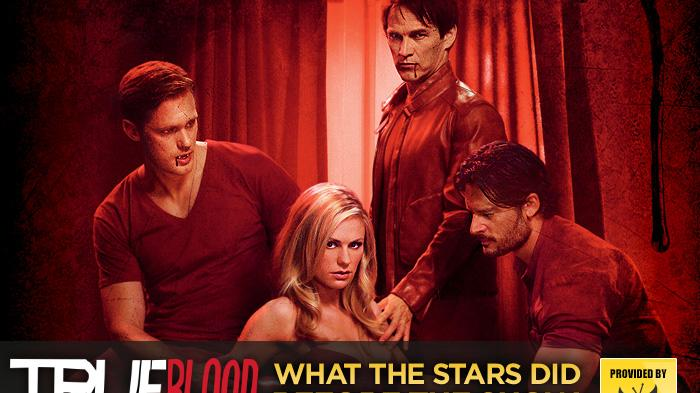 'True Blood': The Stars Before Bon Temps
