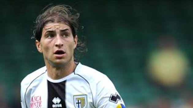 Parma hope to keep Paletta