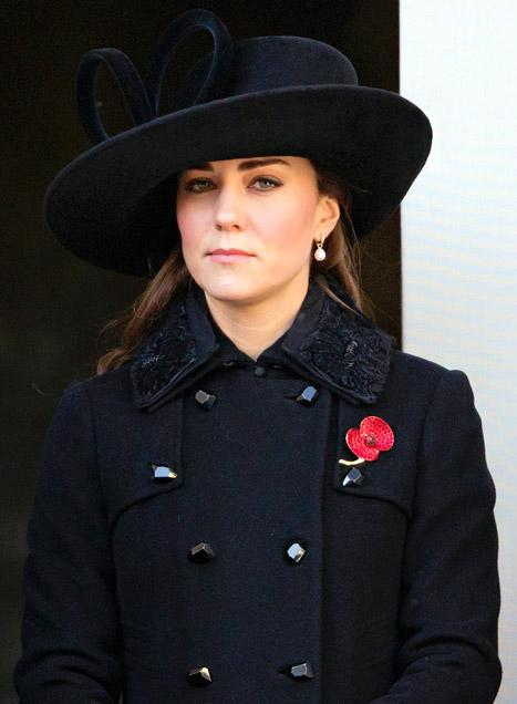 "Pregnant Kate Middleton Cancels Red Carpet Appearance at London Hobbit Premiere to ""Rest Privately"""