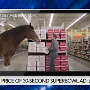 Do You Get Bang for Your Buck on a $4.5M Super Bowl Ad?