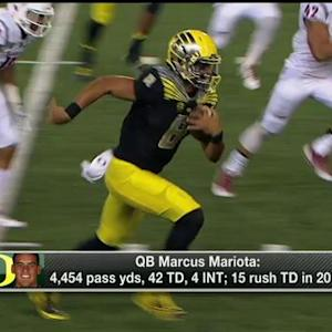 Should the New York Jets trade up for Marcus Mariota?