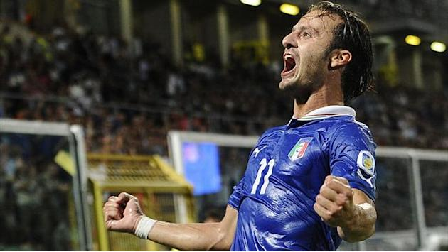 Serie A - Gilardino happy with Genoa stay