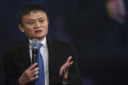Alibaba's Ma says concerns about China consumption overdone