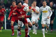 Borussia Monchengladbach 0-0 Bayern Munich (aet, Bayern win 4-2 on pens): Dante & Nordtveit misses condemn hosts as Bavarians set up final date with Dortmund
