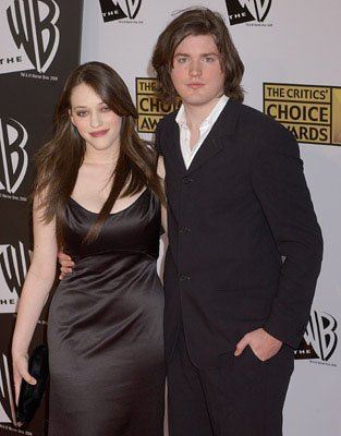 Kat Dennings and Ira David Wood