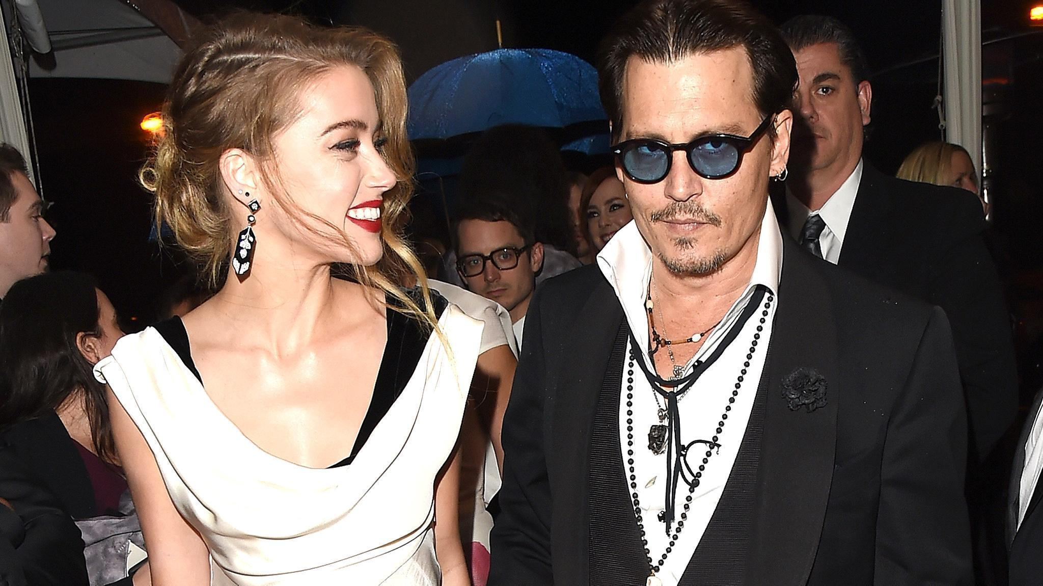 Johnny Depp and Amber Heard: A Look Back at Their Troubled 15 Months of Marriage