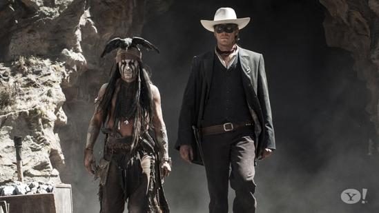 'The Lone Ranger' Insider Access: Makeup