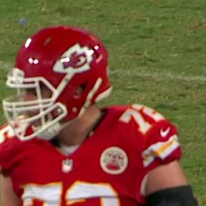 NFL NOW: Is there concern with Kansas City Chiefs OL Eric Fisher?