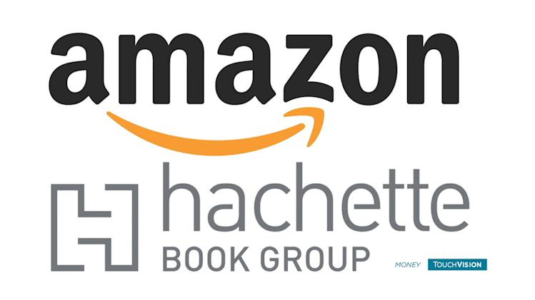 AMAZON'S BATTLE WITH HACHETTE CONTINUES