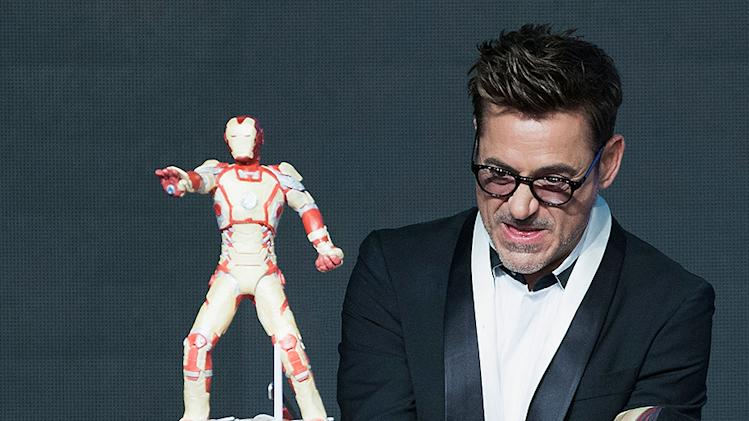 'Iron Man 3' South Korea Premiere