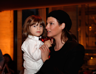 She famously said she wouldn't get out of bed for less than $10000 a day and now we hear Linda Evangelista is fighting for $46,000 a month for her 5-year-old son
