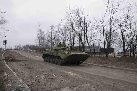 Ukraine military says one soldier killed in past 24 hours in east