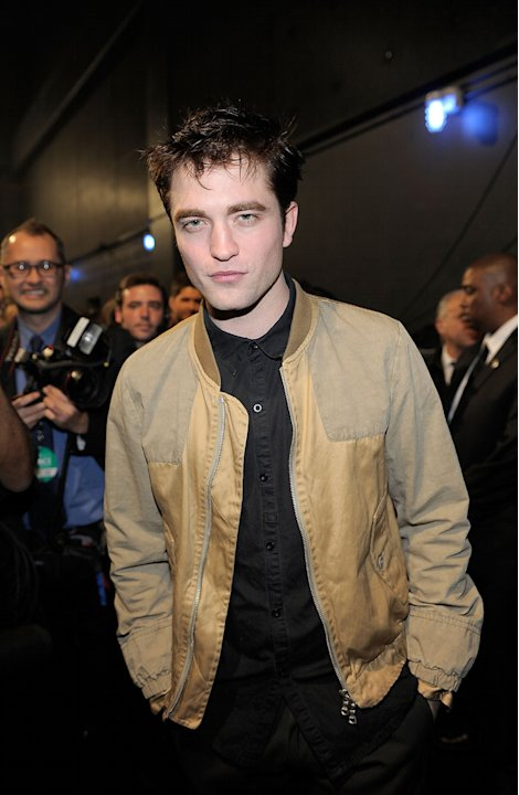 2011 People's Choice Awards Robert Pattinson