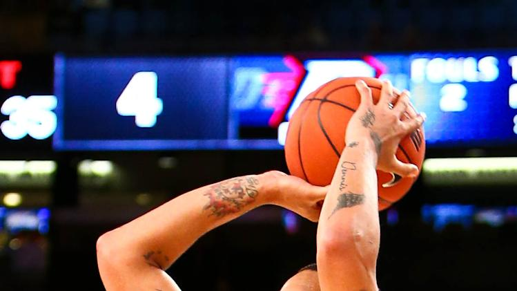 NCAA Basketball: Big East Tournament-Rutgers vs DePaul