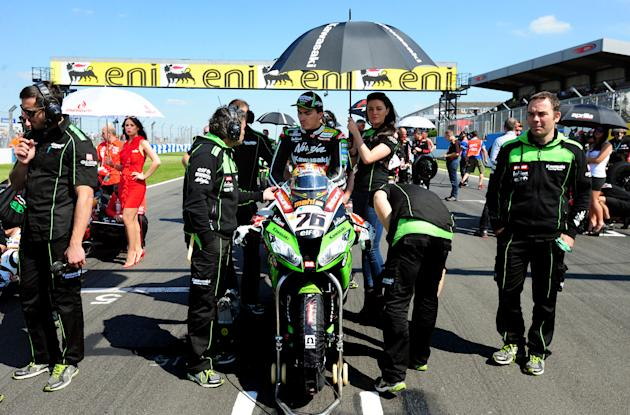 Motor Racing - SBK Superbike FIM World Championship - Round Five - Race Day - Donington Park