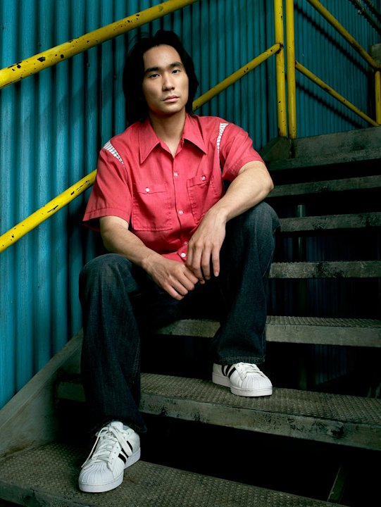 James Hiroyuki Liao joins the cast as Roland on Prison Break.