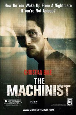 Christian Bale in Pararmount Classics' The Machinist