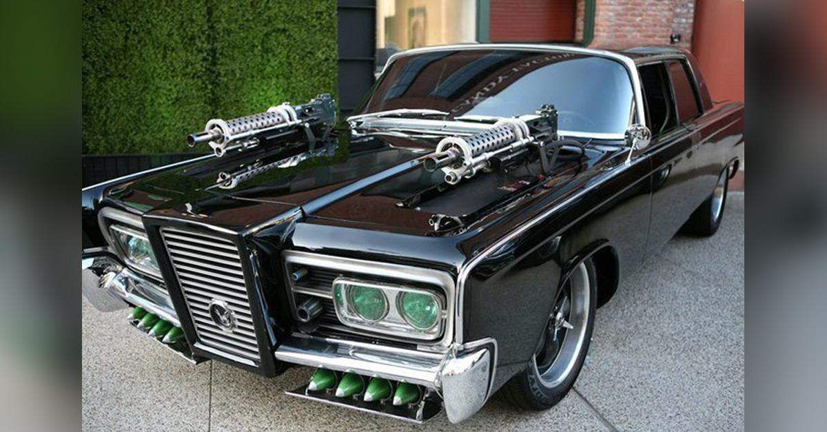 Most Iconic Movie Cars That Exist In Real Life