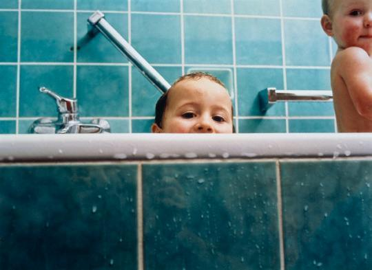 How Often Do Your Kids Really Need Baths?