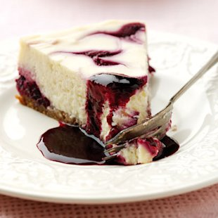 Blackberry Cheesecake: Recipes