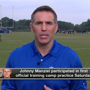 Kurt Warner on Cleveland Browns quarterback Johnny Manziel