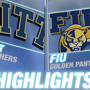 Pitt vs FIU | 2014 ACC Highlights