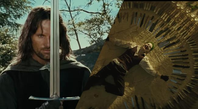 The Fellowship From 'Lord Of The Rings' Becomes The 'Suicide Squad' In This Mashup