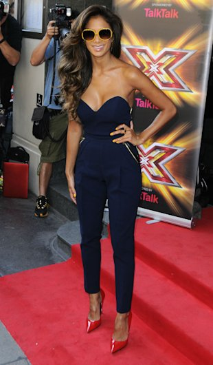 She's Got The Cash Factor! X Factor's Nicole Scherzinger Buys &#xA3;5 Millon London Pad