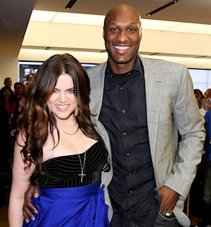 "Lamar Odom: Khloe Kardashian and I Are ""Wonderful,"" ""Unbreakable"""