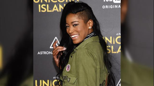Keke Palmer Talks Zayday's 'Scream Queens' Future and Reveals Her Unexpected Dream Live Musical Role