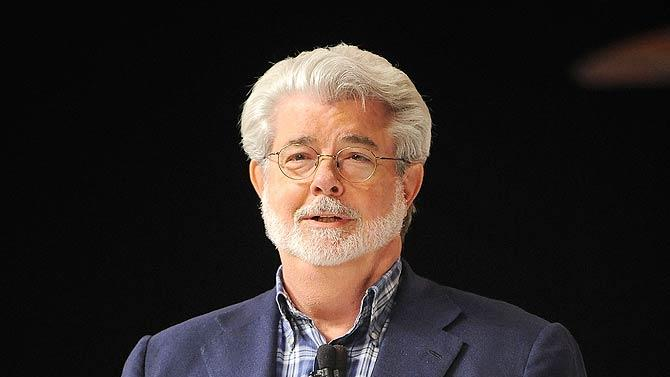 George Lucas Star Wars Celebration