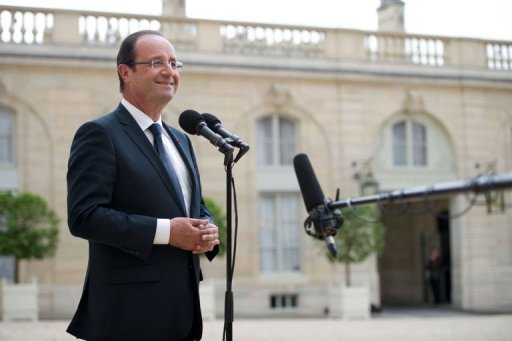Hollande : «Pas question» de changer de position sur le cannabis