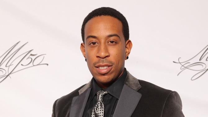 IMAGE DISTRIBUTED FOR JORDAN BRAND - Ludacris is seen at the Jordan Brand party celebrating Michael Jordan's birthday on Friday, February 15, 2013 in Houston, TX.  The Jordan Brand launched its Air Jordan XX8 in Houston on the same day.  (Photo by Omar Vega/Invision for Jordan Brand/AP Images)