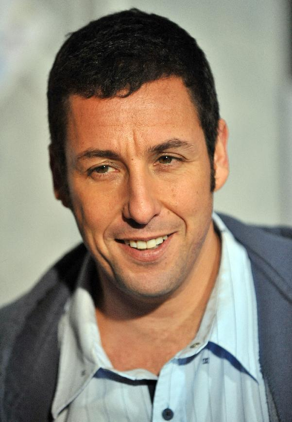 Adam Sandler dominates the Razzie nominations.